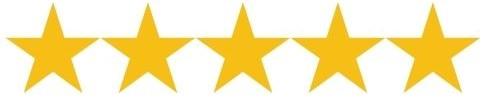 5 stars Brandon McCorkindale Estate Agent review